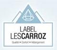 Les Carroz logo - Accueil - Hopika - Tourisme éco responsable en Haute-Savoie