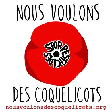 """Nous voulons des coquelicots - Emily LOIZEAU engagée auprès des """"Coquelicots"""" - Hopika - Le guide des sorties eco-friendly sur les 2 Savoie et aux alentours"""