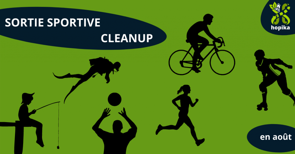 Hopika sortie sportive cleanup 1024x536 - Calendrier événementiel associatif - Hopika - Le guide des sorties eco-friendly sur les 2 Savoie et aux alentours