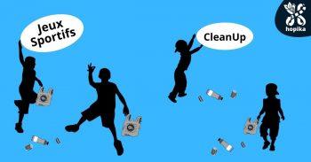Hopika_jeux sportifs CleanUp